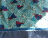 Pillowcase of Material from the movie Frozen