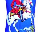 William of Orange vintage cushion/ pillow