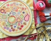 Sunshine Embroidery Sampler