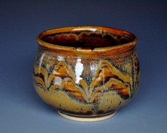 Pottery Bowl Ceramic BowlStoneware Tea Bowl Chawan B