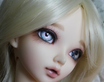 BJD eyes Doll eyes Hand Made available in 12/14/16/18/20/22/24mm Venetzia made to order