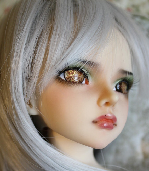 BJD eyes Doll eyes Handmade available in 12/14/16/18/20/22/24mm Bootstrap Beauty made to order