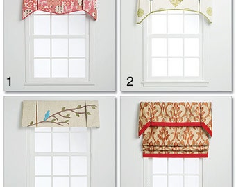 Choose your style custom valance