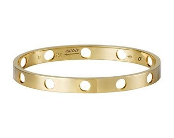 UNLOVE  Bracelet // Yellow Gold//See Description for Lower Price Options