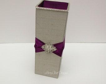 Sparklers Box, Sparklers Holder, Flower Box, Centerpiece Box, Flower Holder, Custom Made