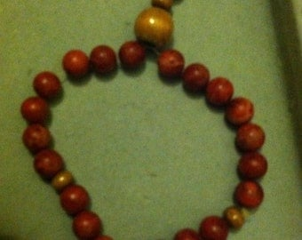 Year of the Snake Meditation Bracelet