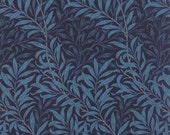 Best of Morris - Willow Boughs in Indigo by Barbara Brackman for Moda Fabrics