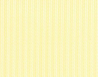 Ambleside - Rick Rack Stripe in Sunbeam by Brenda Riddle for Moda Fabrics