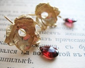 Earrings 'La Vie en Rose'