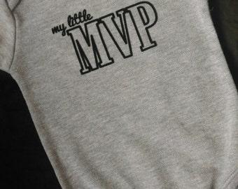 My little MVP infant creeper