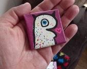 Tiny Monster Minicanvas