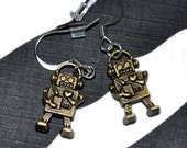 Robot Love Earrings