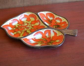 Vintage TreasureCraft Candy Dish