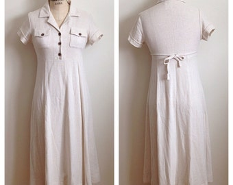 Vintage 1990s DYNAMITE maxi dress