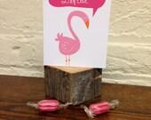 Happy 'Birdie' (Birthday) Greetings card