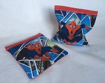 Spider-Man Boo Boo Bags