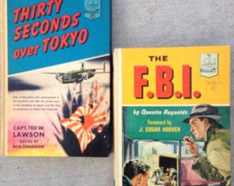 Vintage Landmark Books