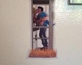 True Romance Refrigerator Magnet