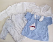 Vintage Depression Era Primitive Ragamuffin Baby Childrens Clothing Lot Gowns Dress Jacket