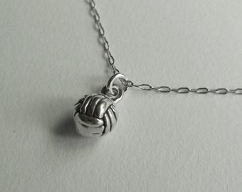 Little Volleyball I Necklace