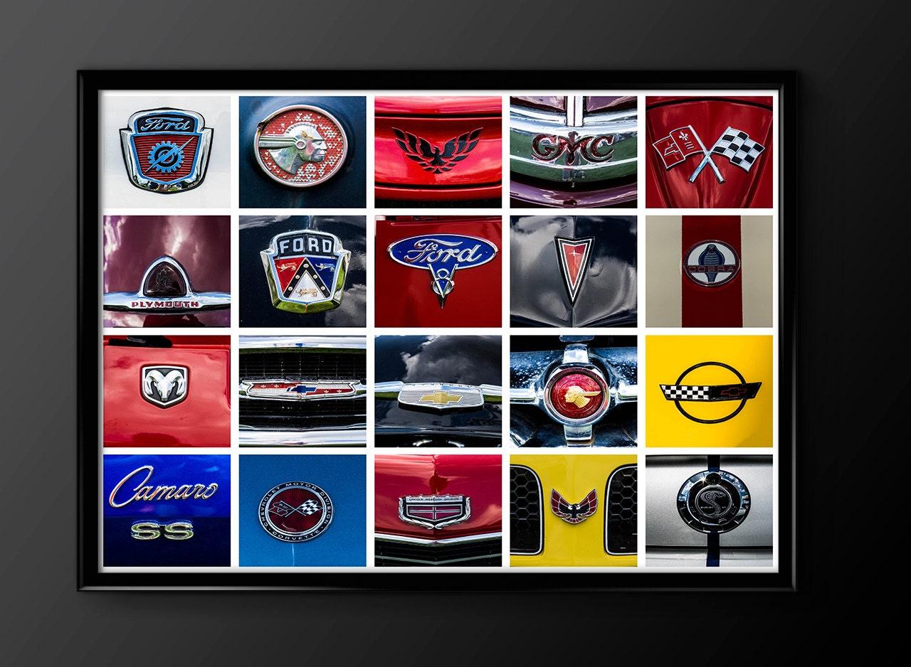 Classic Muscle Car Logos | www.pixshark.com - Images ...