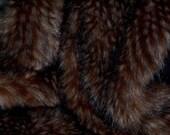 Lucious Faux Fur Fox