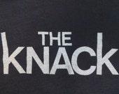 THE KNACK 70s promo TSHIRT