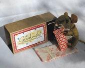 Matchbox Mouse-Simon