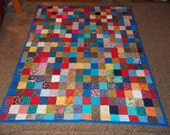 Customized Quilt -  QUEEN Size Quilt - Custom Made Quilt - Everything Supplied