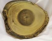 Medium Wood Slice - Myrtle