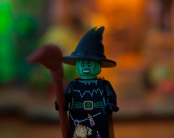 Lego Photograph - Witch No. 25/125 - Limited Edition print