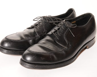 1960's Men's made in UK Dress Shoes Size 10