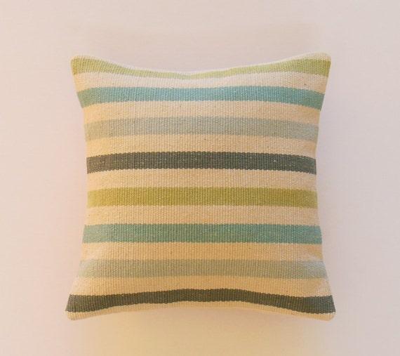 Blu verde aqua cuscini cuscini decorativi rustico di texture - Cuscini decorativi ...