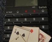 1989 Handheld Electronic Game.  Saitek Pro Bridge 210.  NIB.  Y-245