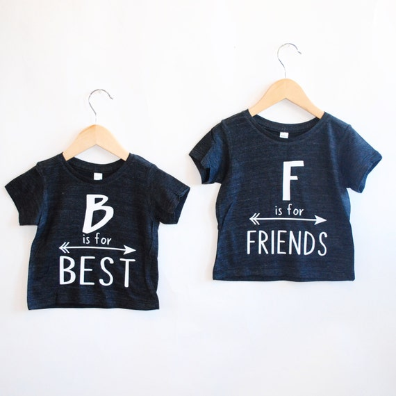 items similar to best friends tee inspirational alphabet