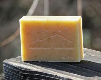 Eucalyptus Citrus - Handmade Vegan Soap