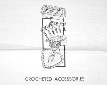 Popular Items For Crochet Bathroom On Etsy