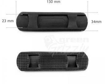 1 pcs Rubber Shoulder Strap Pad for Newspaper Leaflet Delivery Bags 23mm AY5