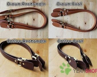 Imitation Leather Bag Handles - 62cm/ 24 inch - HD47