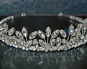 Diamante Bridal Tiara