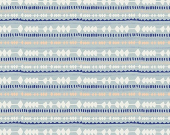 Tule Native Fringe in Celeste, Leah Duncan, Art Gallery Fabrics, 100% Cotton Fabric, TL-40023