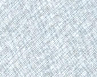 Architextures Crosshatch in Fog, Carolyn Friedlander, Robert Kaufman Fabrics, 100% Cotton Fabric, AFR-13503-336 FOG