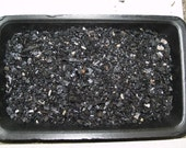 Black Tourmaline Micro Crystal pieces Tourmaline Sand