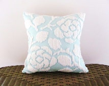 Popular Items For Teal Pillow Cover On Etsy