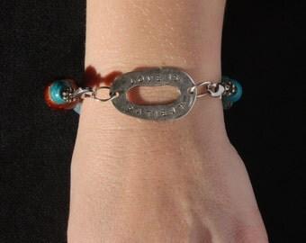 Love Is Patient Bracelet