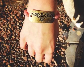 Eagle // Bracelet // Jewelry