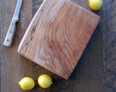 SALE -- Waterfall Cutting Board No.160 Maple
