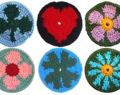 Small Crochet Patterns: Set of 6