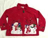 Ugly Christmas Sweater Tacky Xmas Jumper