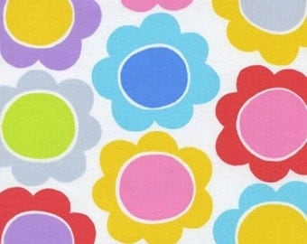 SALE - Fun in the Sun - Funky Flowers from Timeless Treasures